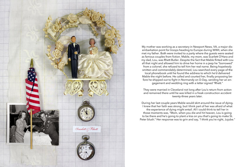 Julie Mihaly, The Attic (Excerpt), Photography, Book
